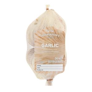 PnP Garlic in Netting