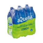 Aquelle Lemon Sparkling Flavoured drink 1.5l x 6