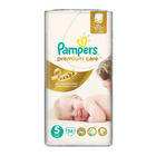 Pampers Premium Care Disposable Nappies Junior Jumbo 56s
