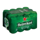 Heineken Lager Can 440ml 12s
