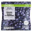 PnP Frozen Blueberries 350g