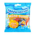 Manhattan Gummieland Wine Gu ms 125g