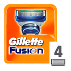 Gillette Fusion Manual Blades 4s