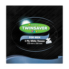Twinsaver Facial Tissues for  Men 36ea