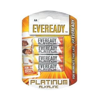 Eveready Alkaline Plus Aa 4p 4ea