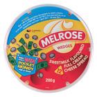 Melrose Sweet Milk Cheese Wedges 200g