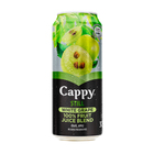CAPPY FRUIT JUICE WHITE GRAPE 330ML