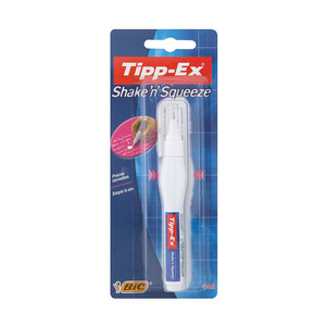 Tippex Shake And Squeeze Pen 8ml