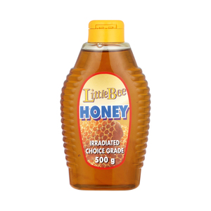 Little Bee Honey In Squeeze Bottle 500g