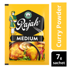 Robertsons Rajah Curry Powder Medium 7g