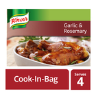 Knorr Cook In Bag Garlic & Rosemary 35g