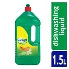 Sunlight Lemon 100 Dishwashing Liquid 1.5l