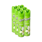 Airoma Air Freshner Enchanted Lily 225ml x 6