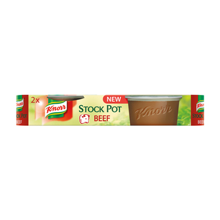 Knorr Stock Pot Beef 2s