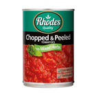Rhodes Chopped Peeled Tom W Herbs 410gr