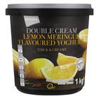 PnP Double Cream Lemon Meringue Yoghurt 1kg