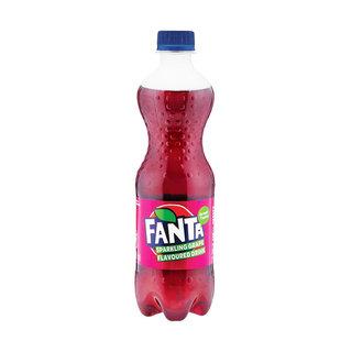 Fanta Grape 500ml Plastic Bottle