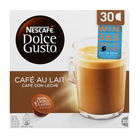 Nescafe Dolce Gusto Cafe Aulait Cps 30ea