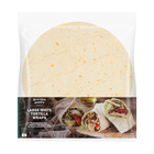 PnP Large White Tortilla Wrap 6s