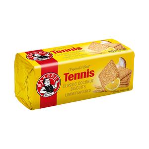 Bakers Tennis Biscuits Lemon 200g