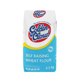 Golden Cloud Self Raising Flour 2.5kg