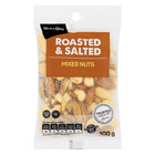 Pnp Mixed Nuts Roasted&salted 100gr