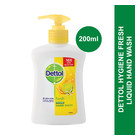 Dettol Liquid Hand Wash Pump Fresh 200ml