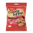 Candy Tops Creamy Toffee Original Flavour 125g