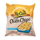 McCain Crispy Oven Chips Steakhouse Cut 750g