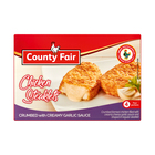 County Fair Garlic Chicken Steaklet 400g