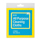 PnP All Purpose Cloths 2ea