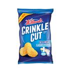 Willards Crinkle Cut Salt & Vinegar 125g