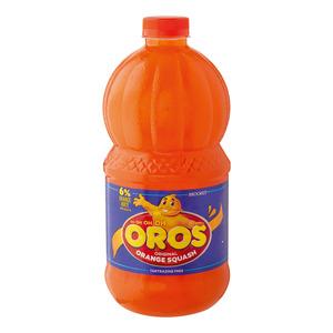 Brookes Oros Original Orange Squash 2l