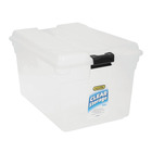 Addis Clear Storage Box 56L