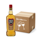 Red Heart Gold Caribbean Spice 750ml  x 12