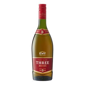 KWV 3YO Brandy 750ml