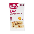 PnP Live Well Raw Cashew Nuts 30g