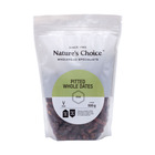 NATURE'S CHOICE PITTED DATES 500GR