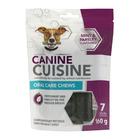 CANINE CUISINE ORAL CARE MINT&PARSL 160G