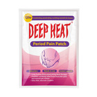 Deep Heat Period Pain Patch