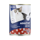 PnP Adult Cat With Juicy Beef Mnce 385g