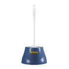 Addis Toilet Brush Set Blue
