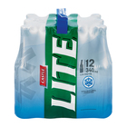 Castle Lite Bottle 340ml 12ea
