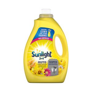 Sunlight Summer Sensations 2-in-1 Auto Washing Liquid 3l