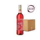 Delush Sweet Rose 750ml x 12