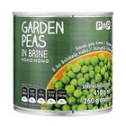 PnP Fresh Garden Peas 410g