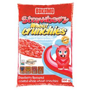 Bokomo Strawberry Crunchies 350g