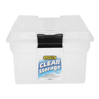 Addis 28L Clear Storage Bin