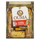 Ouma Chunky Muesli Rusks 500g x 12