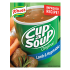 Knorr Cup-A-Soup Lamb & Vegetable 4s